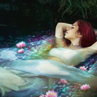 River Maiden :: Анна Бугаева