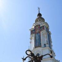 Храм- маяк :: Татьяна Бронзова