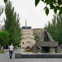 Ереванский Каскад :: Сергей Беляев