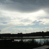 Река Ока и небо. :: Ольга Кривых