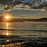 восход солнца... :: Alexandr Staroverov