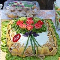 Торт Яблочный букет :: Лидия (naum.lidiya)