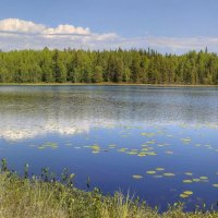 Озеро :: Константин