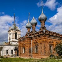 Воскресенско-Никольский храм :: Георгий