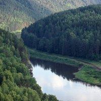 Лесные берега :: Александр Кафтанов