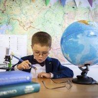 Маленький гений! :: Лариса Сафонова