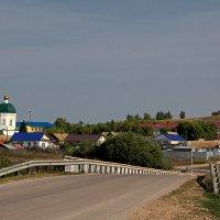 Село Новотроицкое. Татарстан :: MILAV V