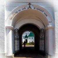 вход в Храмовый Комплекс в Муроме :: Валерий Гудков