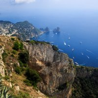 остров Капри :: юрий затонов