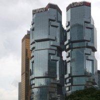 Небоскребы Гонконга :: Леонид