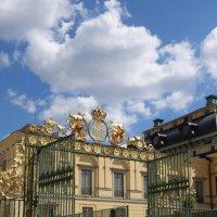 ворота в парк Королевской резиденции :: Елена