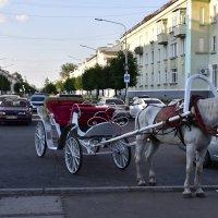 Параллельная парковка :: Владимир Звягин