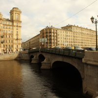 Измайловский мост :: sav-al-v Савченко