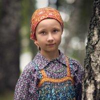 Девочка  2 :: Сергей Бушуев