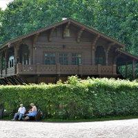 Швейцарский домик в Кусково :: Константин Анисимов