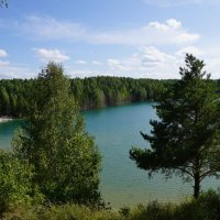 Озеро Апрелька :: Наталия Григорьева