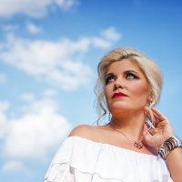Взгляд в небеса :: Tatsiana Latushko