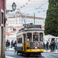 Шёл трамвай... :: Pavel Stolyar