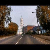 В дороге :: Александр Семен