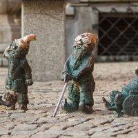 Маленькие жители Вроцлава :: Lusi Almaz