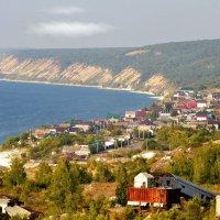 Село на берегу реки. :: Анатолий