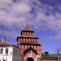 Коломенский пейзаж :: Svetlana Lyaxovich