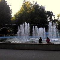 Фонтан в парке :: Svetlana Lyaxovich