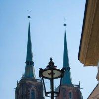 Башни собора Св. Иоанна Крестителя :: Lusi Almaz
