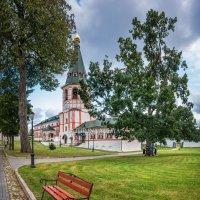 Колокольня Иверского монастыря :: Юлия Батурина