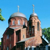 Покровский собор Русской Древлеправославной Церкви (РДЦ) :: Евгений Кочуров