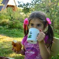 летний завтрак :: Ekaterina Bertin
