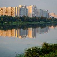 МОСКВА-РЕКА :: Валерий Гудков