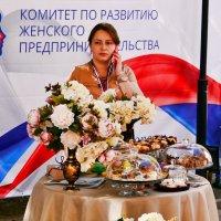 Бизнес-леди :: Владимир Болдырев