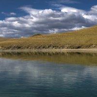 нежные оттенки Байкала и его берега :: Георгий А