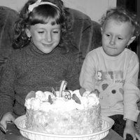 Внучке - 6 лет :: Светлана Рябова-Шатунова