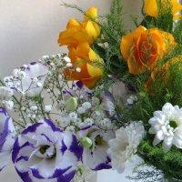 Цветов букеты :: Татьяна Смоляниченко
