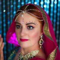 В индийском стиле :: Varvara Barkhvits