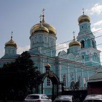 Казанский кафедральный собор. Сызрань. Самарская область :: MILAV V