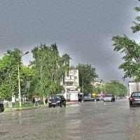 Летний дождь :: Владимир