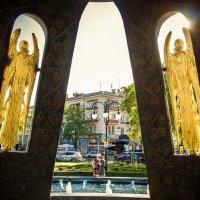 Под куполом святой Екатерины в Краснодаре :: Krasnodar Pictures