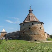 Крепость «Орешек» :: Валерий Пегушев