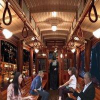 Ночной трамвай :: irina Schwarzer