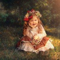 Солнечная улыбка :: Ирина Демидова