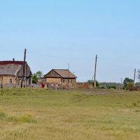 Окраина села :: Светлана Рябова-Шатунова