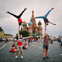Акробаты :: Ирина Бирюкова