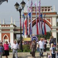 Празднование  дня города. :: Виталий Селиванов