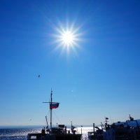 Байкальское солнце :: Юрий Николаев