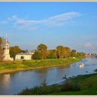 Последний теплый вечер сентября. :: Vadim WadimS67