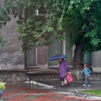 в городе дождь :: Dmitry i Mary S