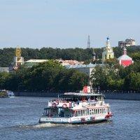 По Москве-реке... :: Наташа *****